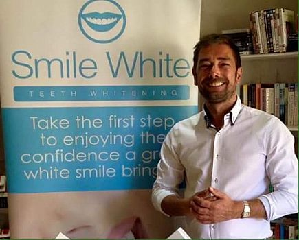 anuncio teeth whitening .amazing offers