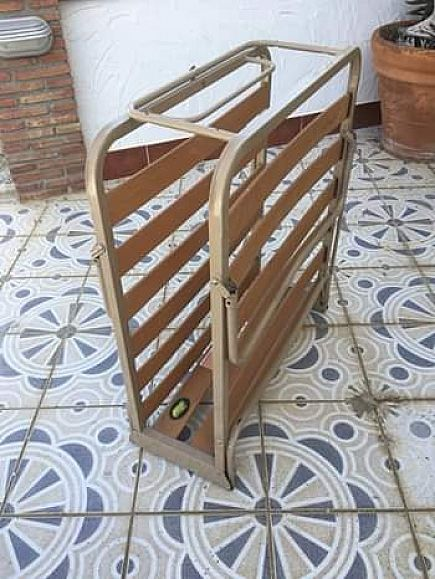 anuncio fold up bed without mattress