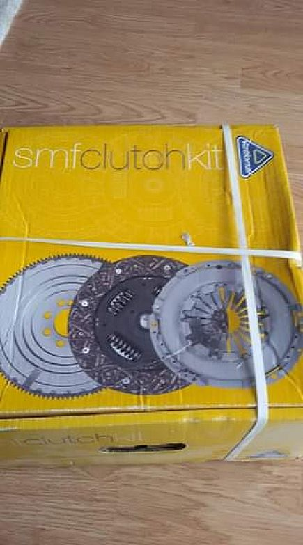 anuncio clutch kit ford focus 1. 8 tdci 2001 to 2004 -transit connect 1. 8 tdci